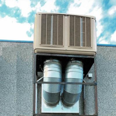 Adiabatic Evapotative Cooler